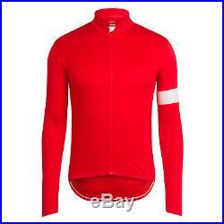 NEW Rapha Classic Long Sleeve Jersey II XS S M L XL XXL Cycling RCC Hi Viz RARE