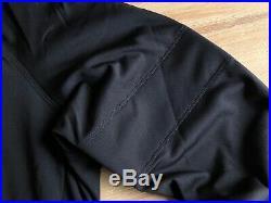 NEW Rapha Core Long Sleeve Jersey Mens Medium Black Pro Team RCC Brevet