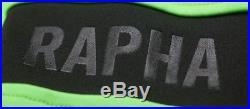 NEW Rapha Long Sleeve Pro Team Jersey XXL RCC Race Fit Cycling Aero Hi-Viz Green