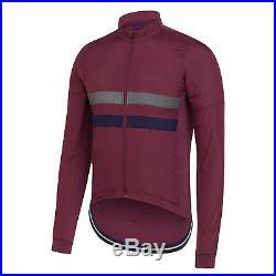 NEW Rapha Long Sleeve WINDBLOCK Brevet Jersey S M L XL Cycling RCC Froome Pro