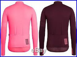 NEW Rapha Pro Long Sleeve Midweight Jersey XS S M L XL XXL Cycling RCC Hi  Viz d84510e32