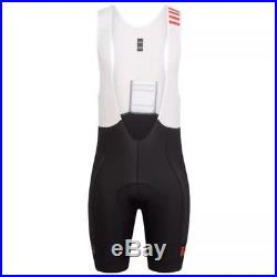 NEW Rapha Pro Team Lightweight Bib shorts Pink Medium with Long Length BNWT