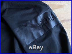 NEW Rapha Pro Team Midweight Long Sleeve Jersey Mens Medium Black White RCC