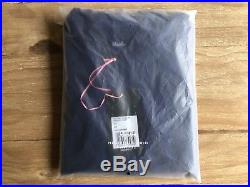 NEW Rapha Pro Team Midwieght Long Sleeve Jersey Mens Medium Navy RCC Brevet