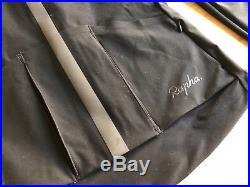 NEW Rapha Shadow Long Sleeve Womens Jersey Small Waterproof Full Zip Souplesse