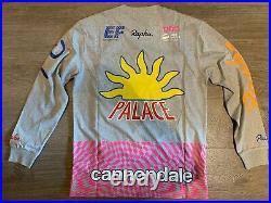 NWT Original Palace x Rapha Long Sleeve T Shirt