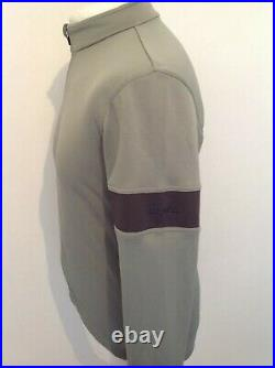 New Rapha Mens Wool Blend Long Sleeves Cycling Jersey Large