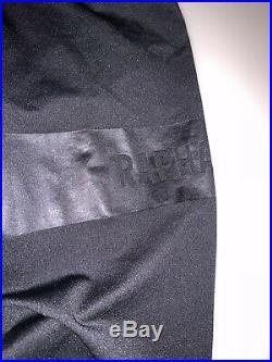 No Reserve! NEW Rapha Men's Cycling Jersey XL Pro Team Black Long Sleeve Aero