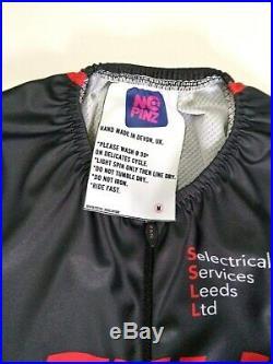 Nopinz Speedsuit Racing Team plus nopinz Pocket in long sleeve M