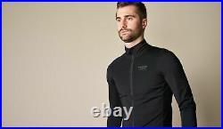PAS Normal Studios Defend Long Sleeve Cycling Jersey Black Medium RRP £238.75