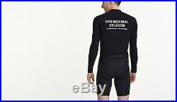 PAS Normal Studios Mechanism long sleeve cycling jersey Medium Black