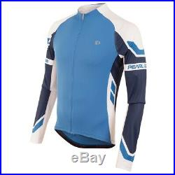 PEARL iZUMI Elite Jersey Cycling Long Sleeve Jersey Blue x 2 Large