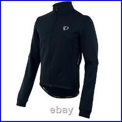PEARL iZUMi Elite Thermal Cycling Long Sleeve Jersey Black / Black Medium
