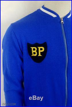 PEUGEOT BP vintage wool long sleeve jersey, new, never worn XL