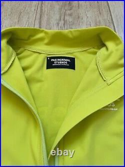 PNS Pas Normal Studios Mechanism Long Sleeve Fleece Jersey Size S