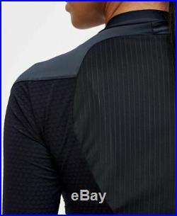 POC Raceday Aero Long Sleeve Jersey Black Men's Size Med NEW