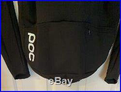 POC Road Cycling Windproof Long sleeve Jersey, Men, Large, Biking