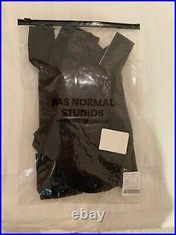 Pas Normal Studios Long Sleeve Jersey Black Medium BNWT