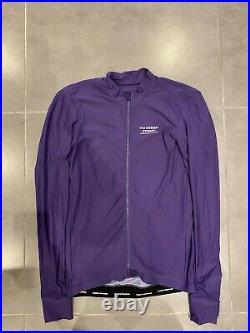 Pas Normal Studios Long Sleeve Jersey Purple XL 2021