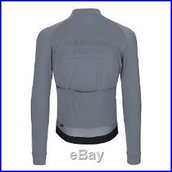 Pas Normal Studios Mechanism Long Sleeve Jersey Gray XL