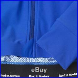 Pas Normal Studios Mechanism long sleeve jersey Blue small BRAND NEW RRP £180.00