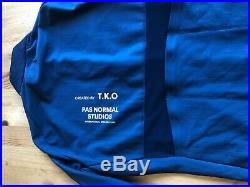 Pas Normal Studios TKO Grey Long Sleeve + Tight (Both Medium)