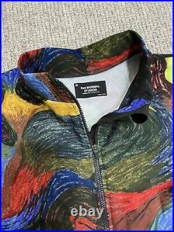 Pas Normal Studios T. K. O. Long Sleeve Jersey Medium Excellent Condition