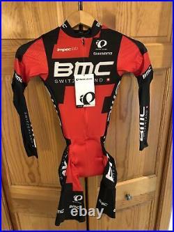 Pearl Izumi Small BMC Team Issue Pro Mach 5 Long Sleeve Speedsuit