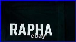 RAPHA MEN'S PRO TEAM TRAINING LONG SLEEVE JERSEY M Black/Carbon Grey/White New