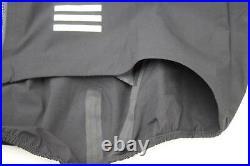 RAPHA Men's Black Pro Team Long Sleeve Zip-Up Cycling Shadow Jacket L BNWT