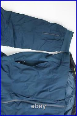 RAPHA Men's Dark Blue Long Sleeve Insulated Cycling Transfer Jacket XL BNWT