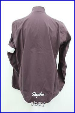 RAPHA Men's Fudge Lightweight Long Sleeves Classic Rain Jacket II L BNWT