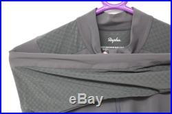 RAPHA Men's Grey & Pink Pro Team Long Sleeve Aero Cycling Jersey Size S NEW