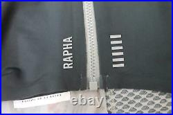 RAPHA Men's Grey Pro Team Long Sleeve Thermal Cycling Jersey S BNWT RRP150