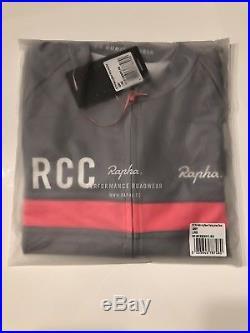 RCC Pro Team Long Sleeve Jersey LARGE RRP £120