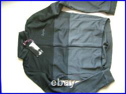 Radsport Trikot Rapha Long Sleeve Tricolor Jersey Größe L