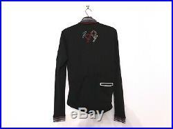 Rapha 1901 long sleeve CX jersey black, small