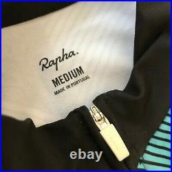 Rapha 1901 rare womens Cross Pro Team long sleeve Aero cycling jersey size M
