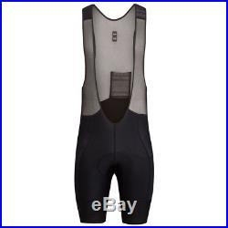 Rapha Black Pro Team Lightweight Bib Shorts Long. Size Medium. BNWT