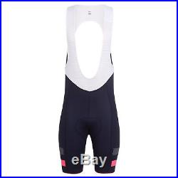 Rapha Blue Brevet Bib Shorts II Long. Size L. BNWT. RRP £180