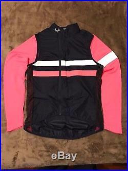Rapha Brevet Long Sleeve Jersey & Vest/gilet Large New Mens