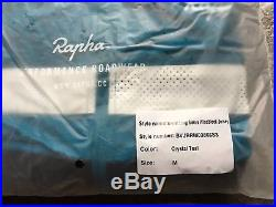Rapha Brevet Long Sleeve Windblock Jersey Size Medium