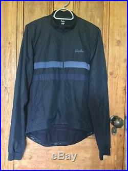 Rapha Brevet Long Sleeve Windblock Jersey Size XL