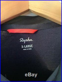Rapha Brevet Long sleeve Merino wool Jersey