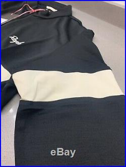 Rapha Classic Long Sleeve Climbs Jersey Black White X Large Brand New With Tag