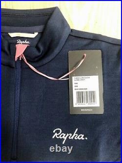 Rapha Classic Long Sleeve Climbs Jersey Finestre Mens XS