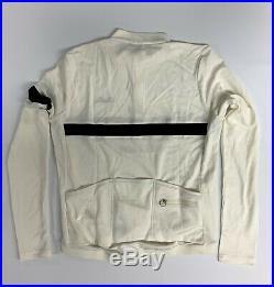 Rapha Classic Long Sleeve Climbs Jersey Wool Size XLarge New