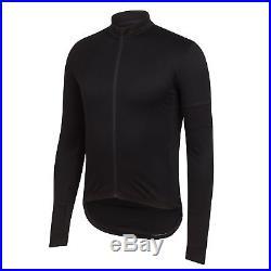 Rapha Classic Long Sleeve Jersey Black Medium M Cycling RCC Sportwool BRAND NEW