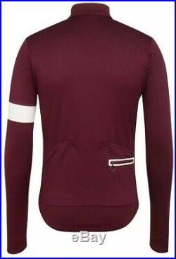 Rapha Classic Long Sleeve Jersey II Purple Size M