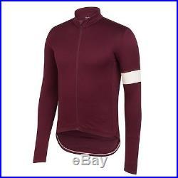 Rapha Classic Long Sleeved Jersey II Purple Sizes Medium & Large BNWT